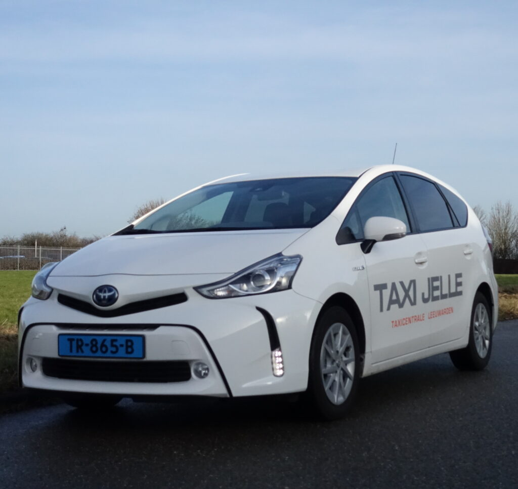 Groepsvervoer Taxi Jelle